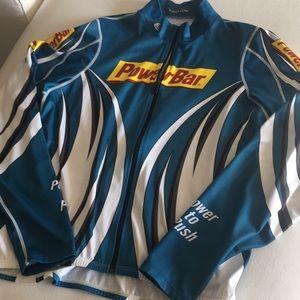 NWOT Sugoi PowerBar Team Elite Cycling Jacket